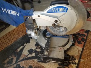 Wilton compound miter saw for Sale in Rockville, MD
