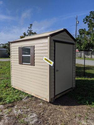 6X8 $69 A Month Lease To Own No Credit Check for Sale in Azalea Park, FL