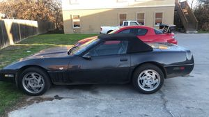 1990 Chevy Corvette for Sale in San Marcos, TX