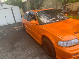 1990 honda hatchback for Sale in Youngstown, OH