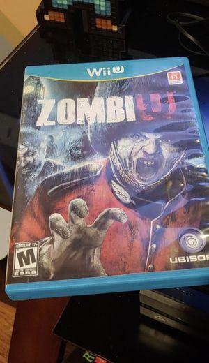 NEW ZombiU - Nintendo Wii U SEALED for Sale in Doral, FL