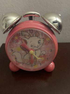 Disney(Marie) alarm clock for Sale in Pembroke Park, FL