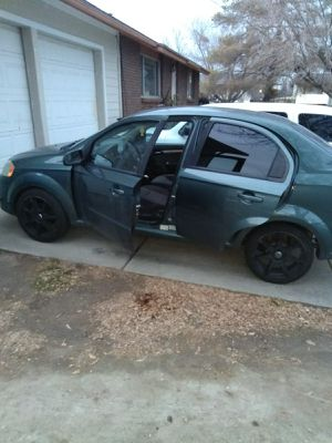 Se vende Chevy aveo 2010 for Sale in Salt Lake City, UT