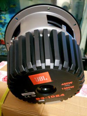 Jbl 1350watt hi end woofer 10inch brand new for Sale in Riverside, CA