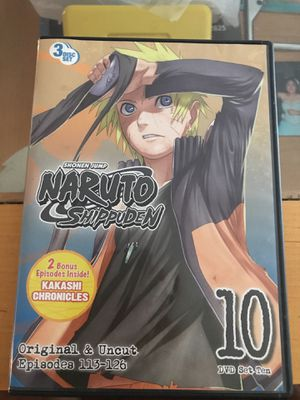 Naruto shippuden episodes 113-126 for Sale in Los Angeles, CA