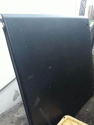 Camper for Tacoma truck with hardware blk.64 X 67 long obo.. for Sale in San Diego, CA