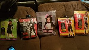 Halloween costumes for Sale in Allentown, PA