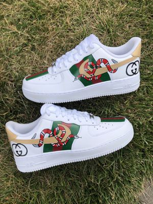 Gucci af1 customs (yes i do other customs) for Sale in Fairfield, OH