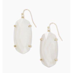 Kendra Scott 14K Gold Plated Esme Drop Earrings for Sale in Richmond, TX