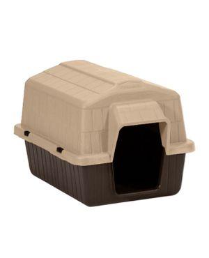 New In Box Aspen Pet Petbarn 3 Plastic Dog House, Up to 15 lbs (L x W x H) 26.50 x 18.00 x 16.50 Inches for Sale in Austin, TX