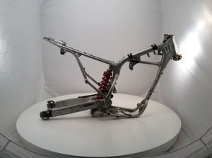Honda CRF 230 body frame with swing arm for Sale in Durham, NC
