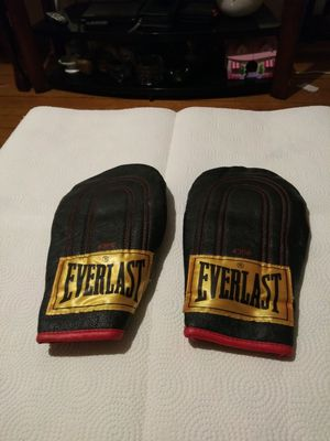 Punch bag gloves for Sale in Pawtucket, RI