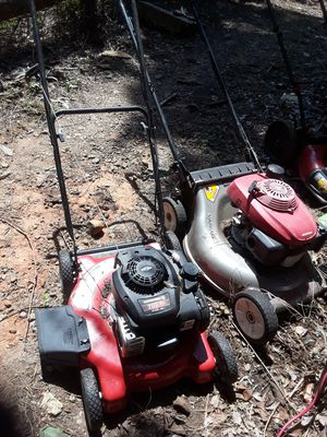 Free lawn mowers for Sale in Charlotte, NC