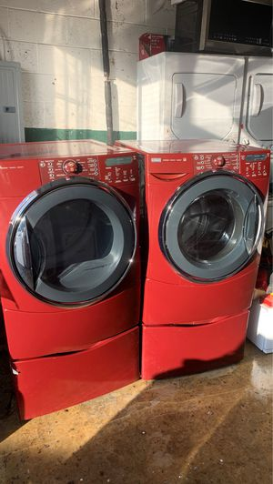 Kenmore elite washer n electric dryer set for Sale in Philadelphia, PA