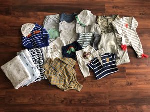 Baby Clothes- mostly size 3 months for Sale in Alexandria, VA