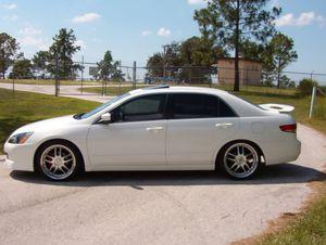 Nice Sedan 2004 Honda Accord FWDWheels Clean Carfax. for Sale in Abilene, TX