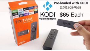 Amazon firestick for Sale in Novi, MI