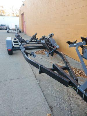 Adjustable 21 ft boat trailer for Sale in Roseville, MI
