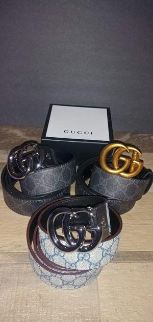 2020 Gucci reversible belt for Sale in Greenbelt, MD