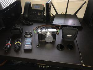 Fuji x100f camera for Sale in Vancouver, WA
