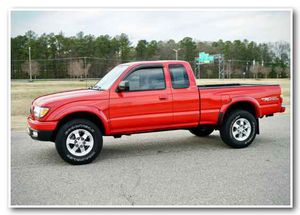 $800 4WD truck Toyota Tacoma RED GH4W for Sale in Santa Clara, CA