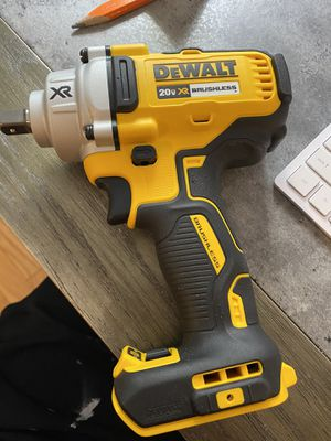 DeWault Impact Wrench Cordless 20V for Sale in Galloway, NJ