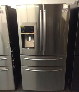 New Samsung stainless steel refrigerator 4 doors w/warranty for Sale in Altamonte Springs, FL