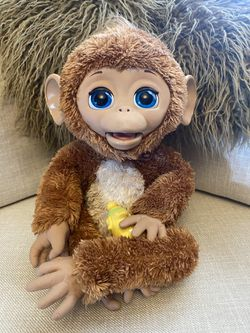 Furreal Friends Cuddles My Giggly Monkey for Sale in Glendale,  AZ