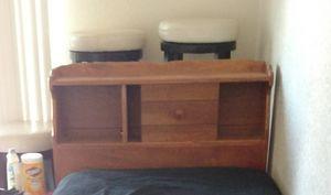 Handmade bedframe and frame for Sale in Santa Clara, CA