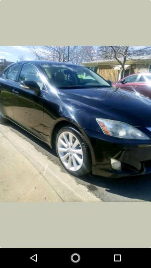 2010 Lexus IS sport for Sale in Chicago, IL