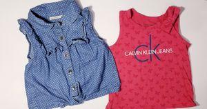 Calvin Klein Toddler Shirts for Sale in Santa Ana, CA