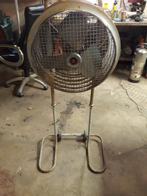 Westinghouse Mobilaire fan for Sale in Lockport, IL