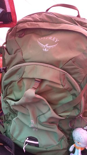 Osprey hiking backpack for Sale in Boston, MA