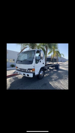 Isuzu Truck cab and chassis runs and drives excellent for Sale in Alhambra, CA
