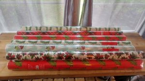 Lot 13 Gartner Christmas Wrapping Paper for Sale in Clayton, NC