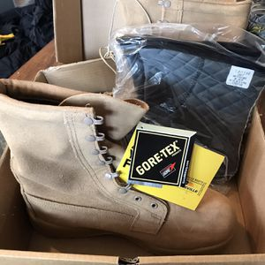 Cold weather boots 11.5 for Sale in Raleigh, NC