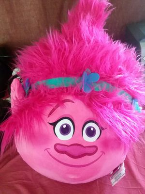 Pink Troll Pillow for Sale in Las Vegas, NV
