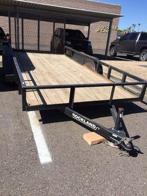 "Utility trailer 5""x 14"" for Sale in Scottsdale, AZ"