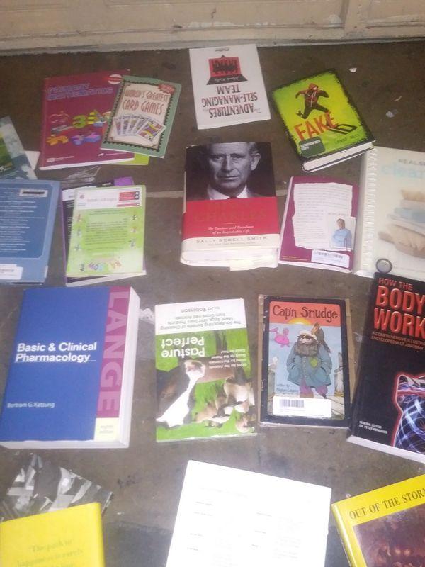 Livros nuebos