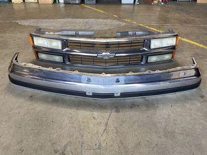 Chevy Silverado Suburban Tahoe grille headlights corner lights parking lights bumper for Sale in Gardena, CA