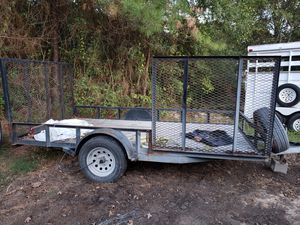 6.4x12 atv trailer for Sale in Stagecoach, TX