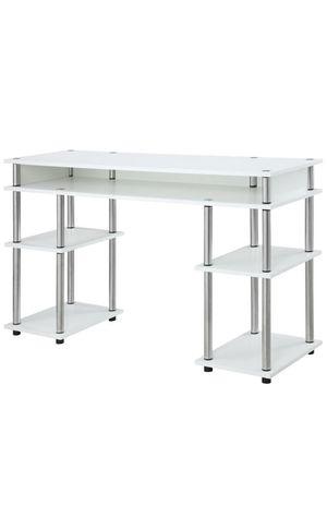 White Big desk for Sale in Falls Church, VA