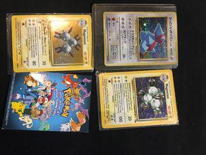 pokemon card for Sale in Stockton, CA