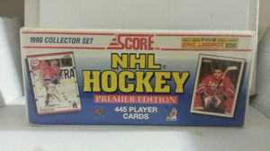 Score 1990 Collector Set NHL Hockey Premier Edition Never Opened! for Sale in Riviera Beach, FL