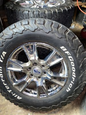 Ford Rims 18' for Sale in Dallas, TX