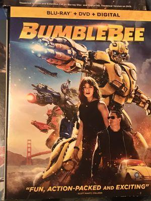 Bumblebee Blu-ray DVD for Sale in Gardena, CA