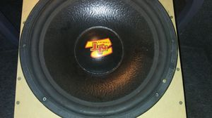 """Orion NT 15"""" sub for Sale in Lake Stevens, WA"""