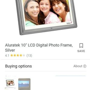 LCD Photo frames 2 available ea for Sale in Olympia, WA