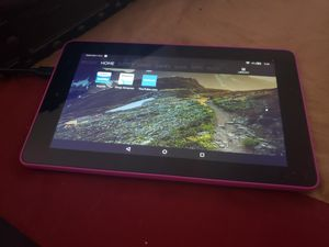 """Amazon Fire 7"""" 5th Generation tablet for Sale in Canton, GA"""