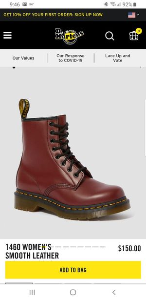 Doc Martens size 11 for Sale in Dover, PA